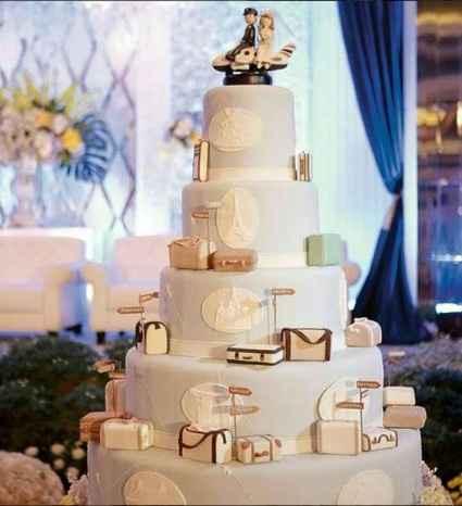 Wedding cake - 3