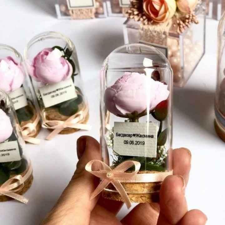 Segnaposto rose di sapone - 3