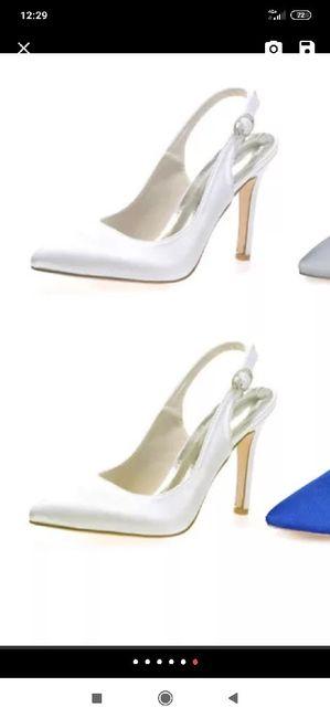 Scarpe Bianco o Avorio?👠 aiuto 🙆 1