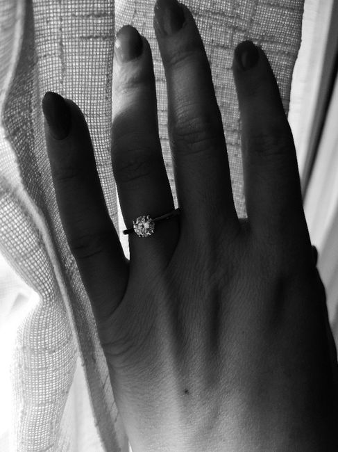 Anello di fidanzamento? Diamo il via alle foto più brillanti del 2018! =d 27