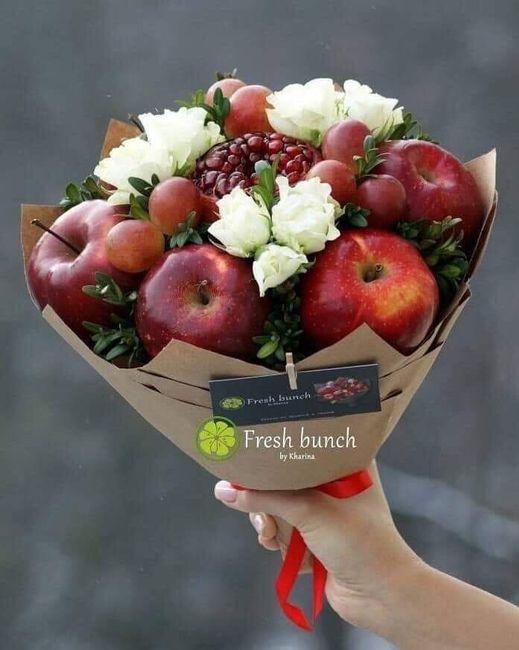 Bouquet gastronomico 💐 2
