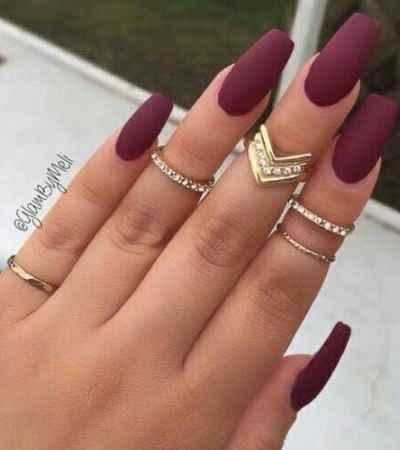 Come saranno le vostre unghie? - 2