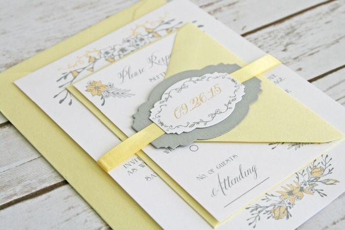 Matrimonio Tema Giallo : Tema giallo fai da te forum matrimonio