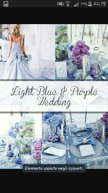 Matrimonio Pesca E Azzurro : Colore pagina organizzazione matrimonio forum
