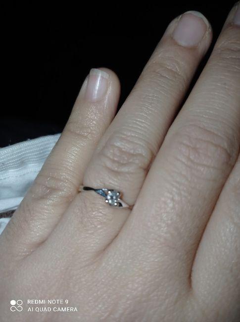 I vostri anelli di fidanzamento: vogliamo vederli! 26