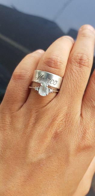 E ora mostraci una foto del tuo anello di fidanzamento! 30
