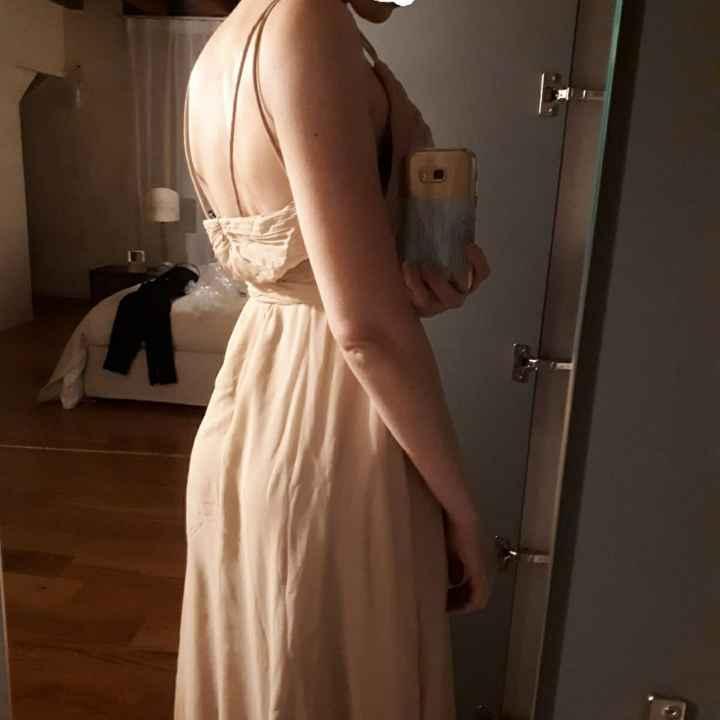 Vestiti delle damigelle comprati - 4