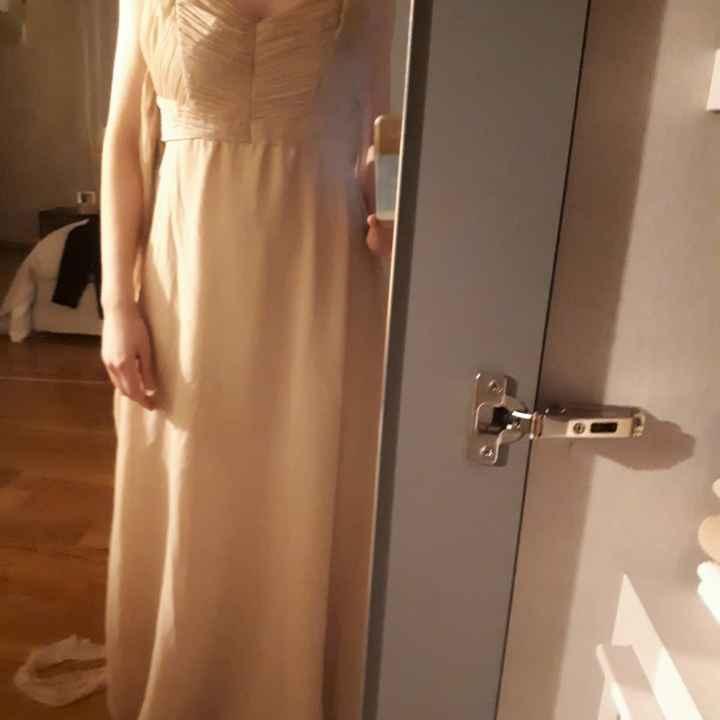 Vestiti delle damigelle comprati - 5