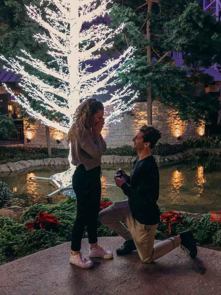 Avete una foto del momento della proposta? 💍📸 - 2