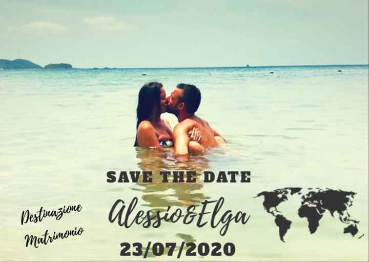 save the date 😍 - 1