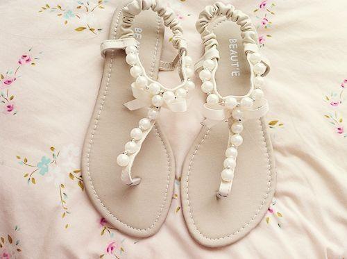 scarpa sposa da spiaggia