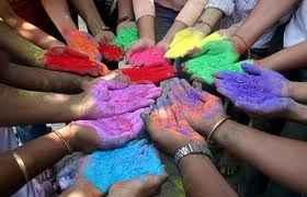 sprigioniamo i colori