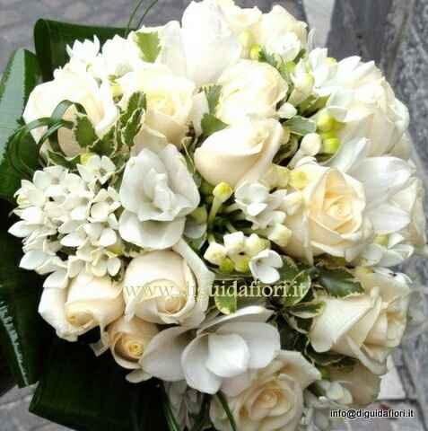 Il vostro bouquet di fiori come sarà? - 1