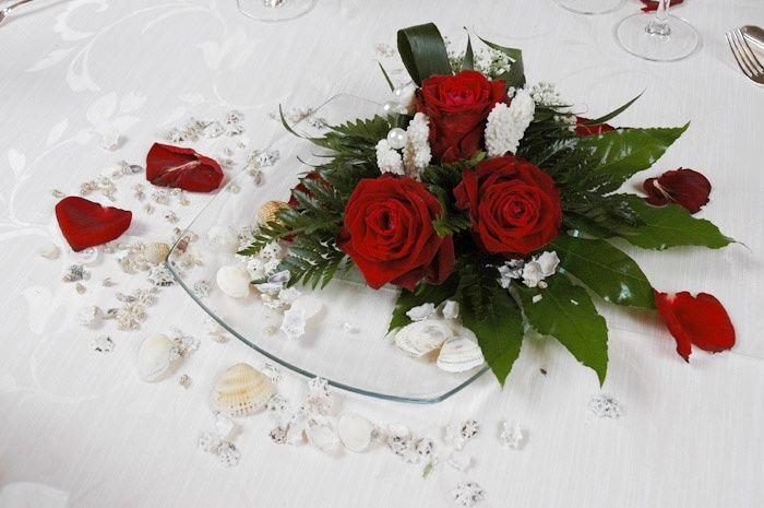 Matrimonio In Rosso Idee : Centro tavolo rosso organizzazione matrimonio forum