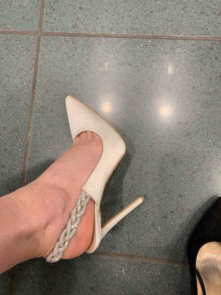 Scarpe sposa care! - 1