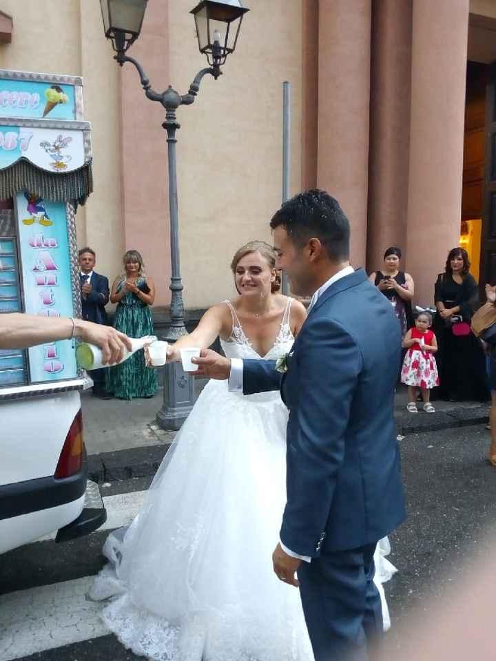 Nonostante tutto siamo riusciti a sposarci... 04.08.20 - 3