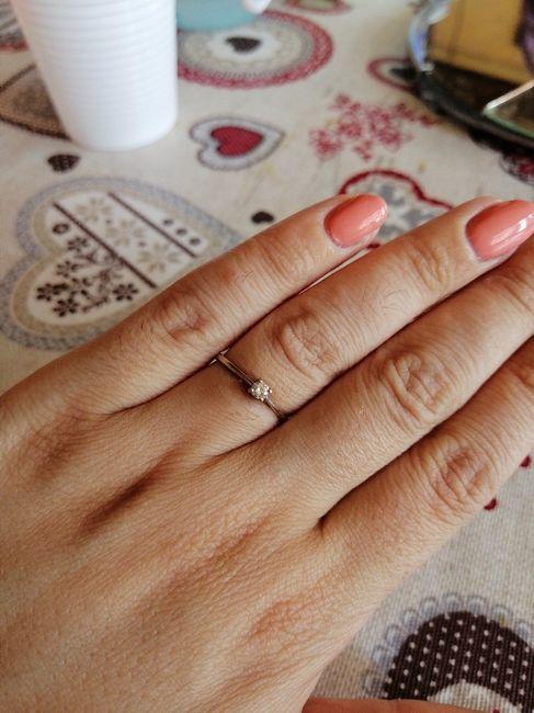 Parlaci del tuo anello di fidanzamento e scarica il regalo 7
