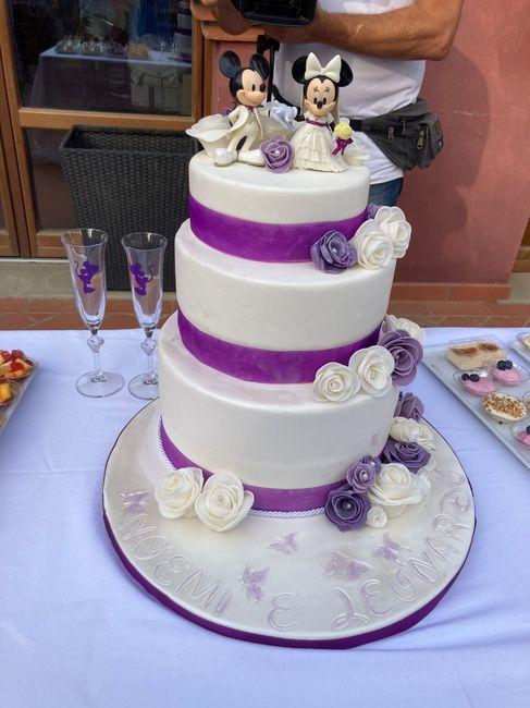 Cake topper: sì o no? - 1