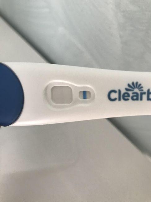 Clearblue digitale negativo classico positivo - 1