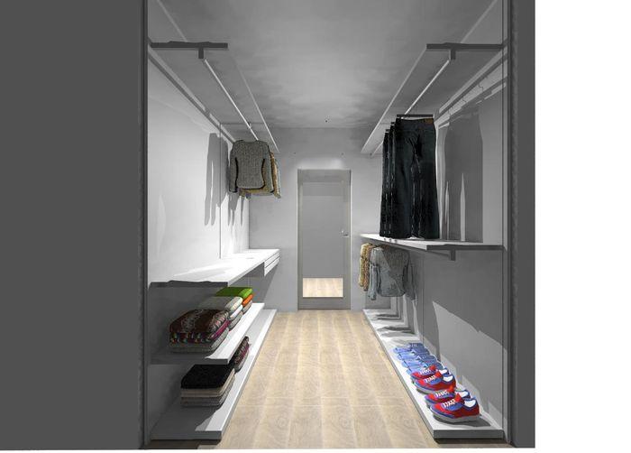 Cabina armadio in camera da letto s o no pagina 2 - Cabina armadio con finestra ...