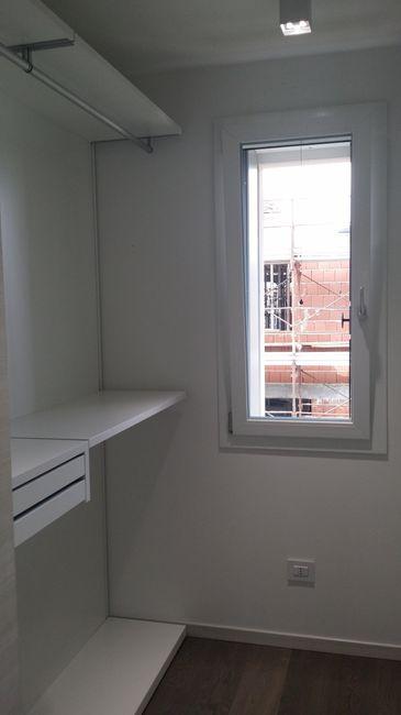 Cabina armadio in camera da letto s o no pagina 2 - Stanza da letto con cabina armadio ...