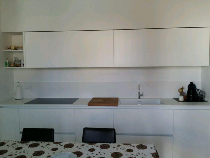 Cucina laccata bianca vivere insieme forum - Cucina laccata bianca ...