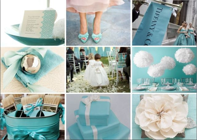 Matrimonio In Tiffany : Matrimonio color tiffany organizzazione