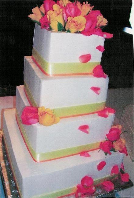 Matrimonio fucsia e arancio... - Foto Organizzazione matrimonio