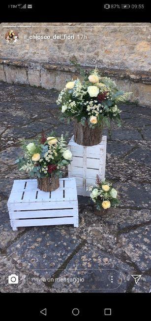 Quali decorazioni sceglieresti per le tue nozze? 1