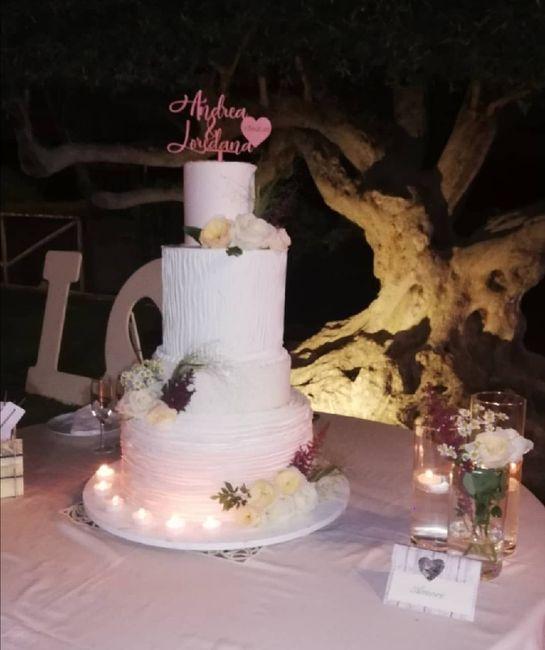 Quale cake topper scegliereste per le vostre nozze? 5