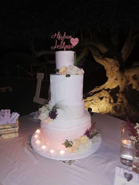 Per le nozze torta o cupcakes? - 1