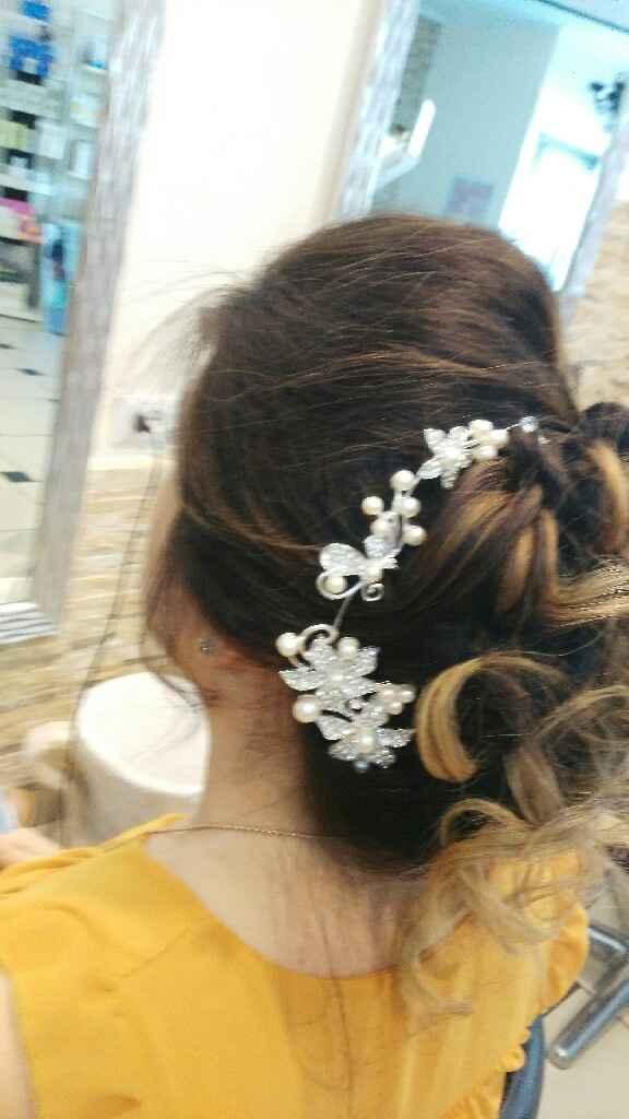 Accessorio capelli - 1