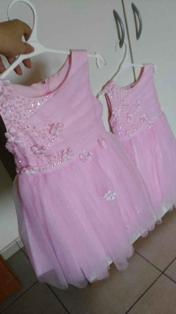 Vestito damigelle - 4
