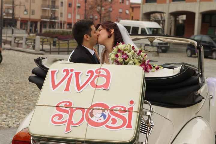 Viva (gli) sposi