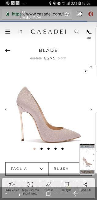 aiuto scarpe - 1