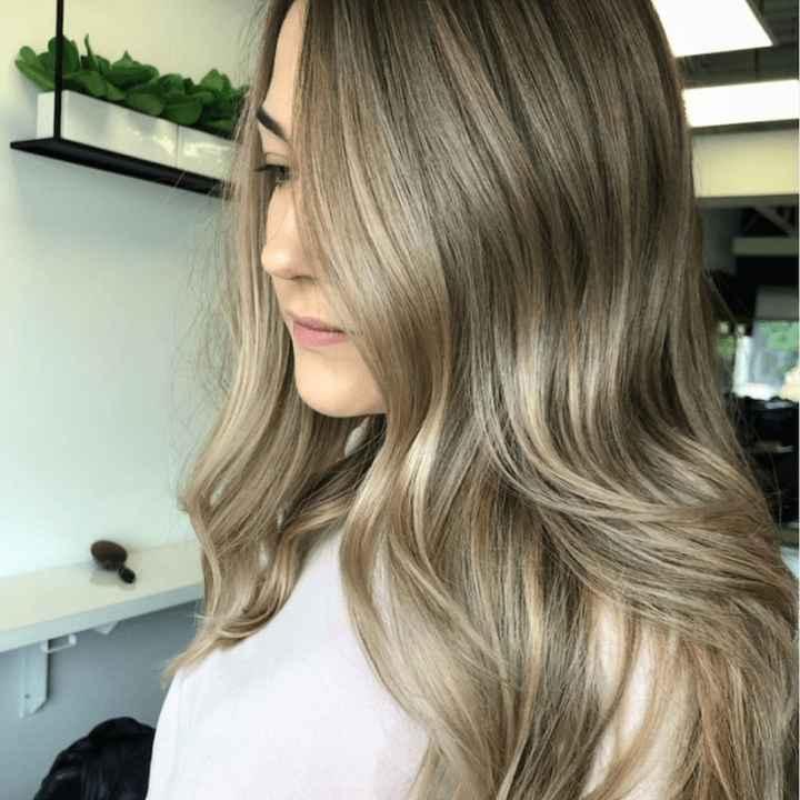 Colore di capelli - 1