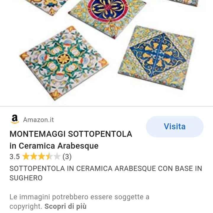 Segnaposto/bomboniere - 1