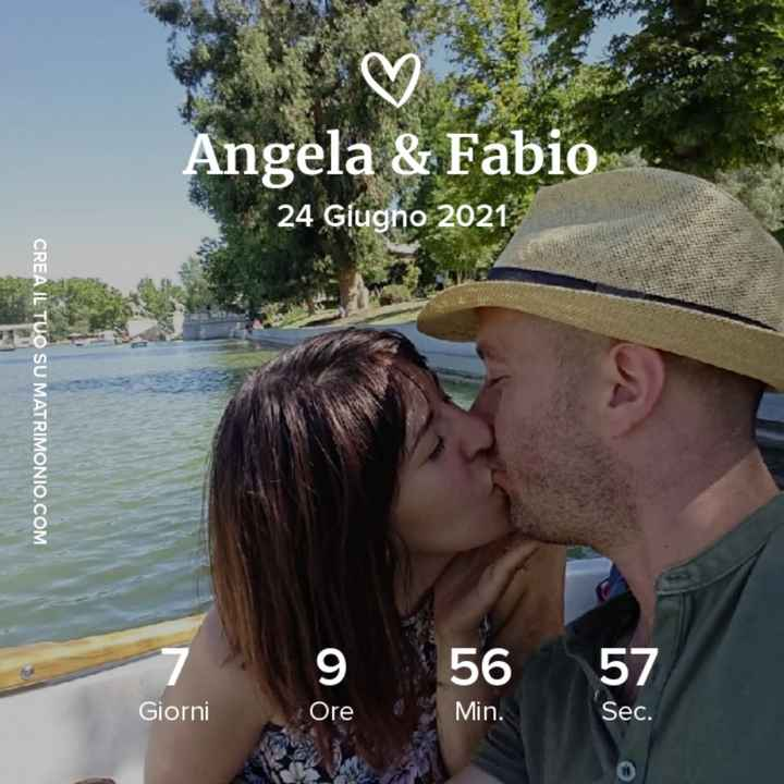 Tra una settimana ci sposiamo! - 1