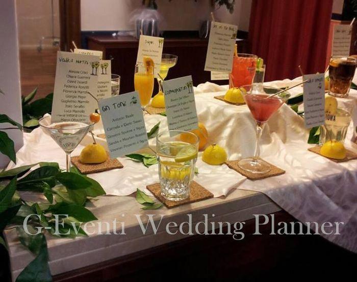 Tableau Matrimonio Tema Diamanti : Tableau tema cocktail fai da te forum matrimonio
