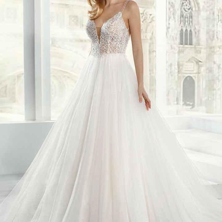Accessori per abito sposa - 1