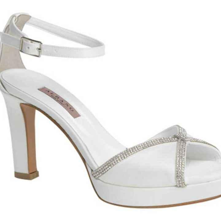 Scelta scarpe da sposa - 1