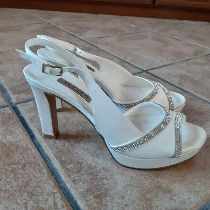 Scarpe sposa comprate 😍 - 1