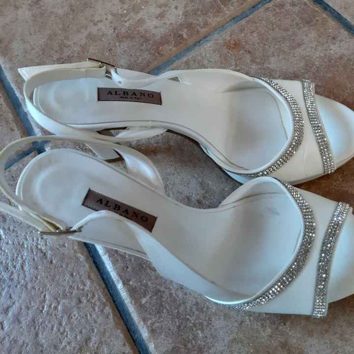 Scarpe sposa comprate 😍 - 2