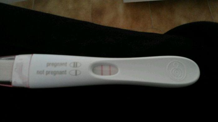 Linea quasi invisibile... incinta o no? - 1