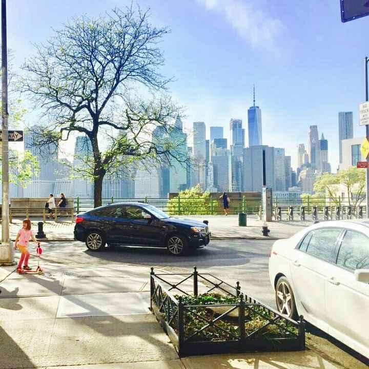 Gravidanza e New york - 1