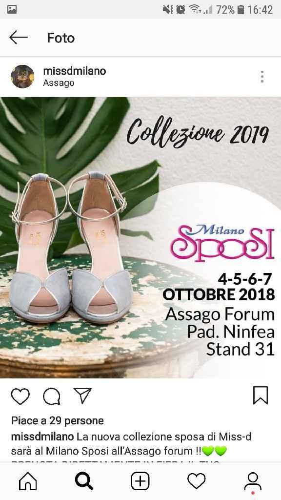 Scarpe miss d Milano - 2