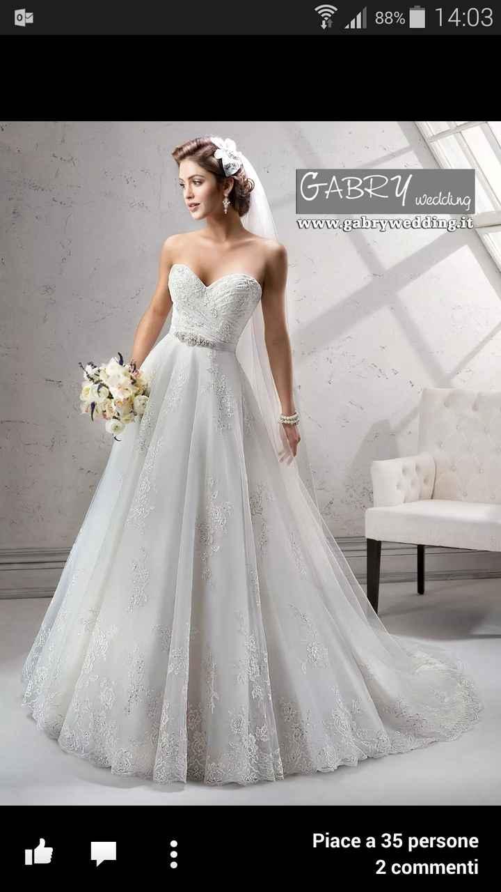 Il vostro abito da sposa.. - 1