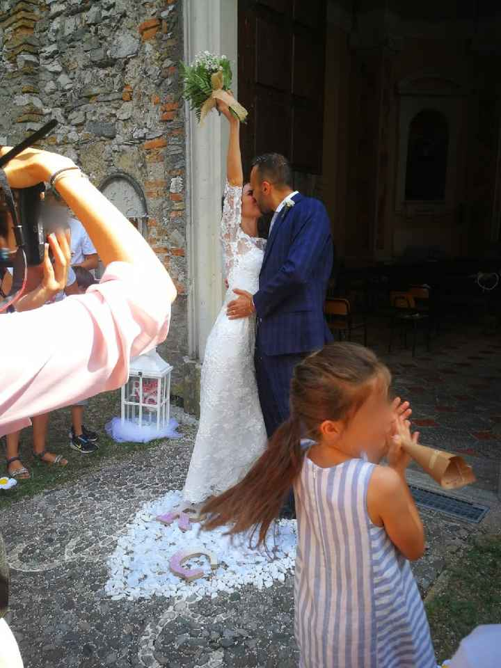 12 Agosto ❤️ Just Married - 1