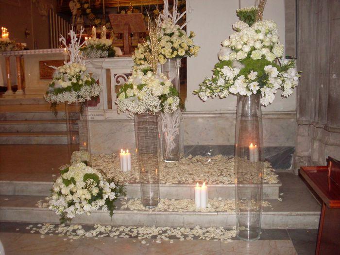 fiori per la chiesa - Forum Matrimonio.com