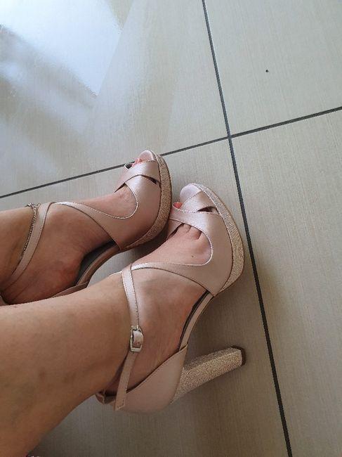 Come saranno le vostre scarpe da sposa? 1